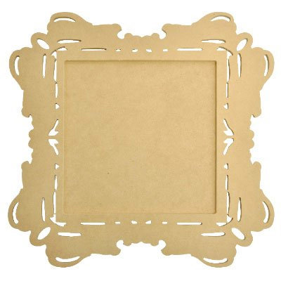 Kaisercraft - Beyond the Page Collection - Square Ornate Frame