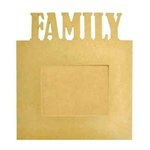 Kaisercraft - Beyond the Page Collection - Family Frame