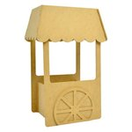 Kaisercraft - Beyond the Page Collection - Small Candy Cart