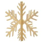Kaisercraft - Beyond the Page Collection - Slot Snowflake