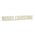 Kaisercraft - Beyond the Page Collection - Merry Christmas Standing Words