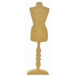 Kaisercraft - Beyond the Page Collection - Standing Mannequin
