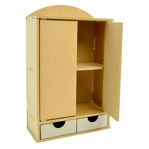 Kaisercraft - Beyond the Page Collection - Wardrobe Storage