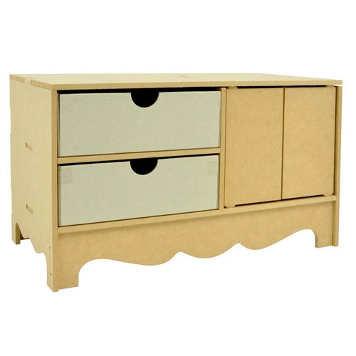 Kaisercraft - Beyond the Page Collection - Buffet Storage