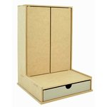 Kaisercraft - Beyond the Page Collection - L shaped Cupboard