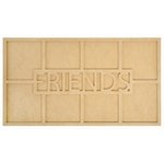 Kaisercraft - Beyond the Page Collection - Large Friends Frame