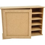 Kaisercraft - Beyond the Page Collection - 5 Drawer Storage Cupboard