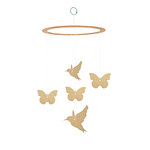 Kaisercraft - Beyond the Page Collection - Birds and Butterflies Mobile