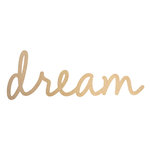 Kaisercraft - Beyond the Page Collection - 3mm Words - Dream