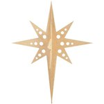 Kaisercraft - Beyond the Page Collection - Hanging Star