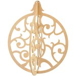 Kaisercraft - Beyond the Page Collection - Hanging Bauble