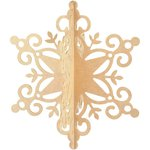 Kaisercraft - Beyond the Page Collection - Hanging Snowflake