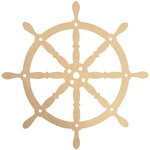 Kaisercraft - Beyond the Page Collection - Wall Art - Captains Wheel
