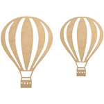 Kaisercraft - Beyond the Page Collection - Wall Art - Hot Air Balloon