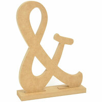Kaisercraft - Beyond the Page Collection - Standing Ampersand