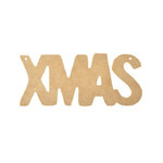 Kaisercraft - Beyond the Page Collection - Christmas - Xmas Word Decorations