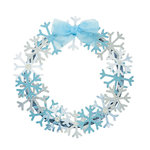 Kaisercraft - Beyond the Page Collection - Christmas - Snowflake Wreath
