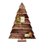 Kaisercraft - Beyond the Page Collection - Christmas - Wood Panel Tree