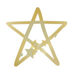 Kaisercraft - Beyond the Page Collection - Christmas - Scribble Star