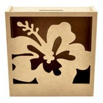 Kaisercraft - Beyond the Page Collection - Hibiscus Shadow Box