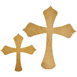 Kaisercraft - Beyond the Page Collection - Decorative Crosses