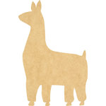 Kaisercraft - Beyond the Page Collection - Wall Art - Llama