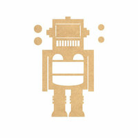 Kaisercraft - Beyond the Page Collection - Wall Art - Robot