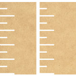 Kaisercraft - Beyond the Page Collection - Wall Art - Growth Chart