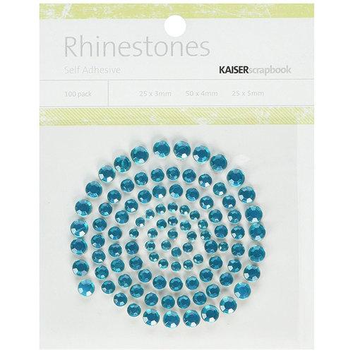 Kaisercraft - Rhinestones - Aqua Marine