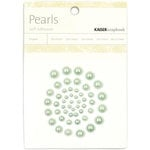 Kaisercraft - Pearls - Ice Green