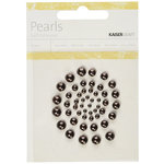 Kaisercraft - Pearls - Pewter