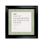 Kaisercraft - Shadow Box Frame - 12 x 12 - Black