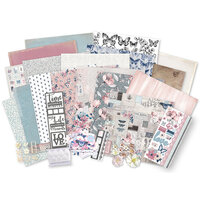 Kaisercraft - 12 x 12 Scrapbooking Kit - Reminisce