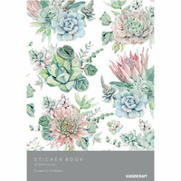 Kaisercraft - Greenhouse Collection - Sticker Book