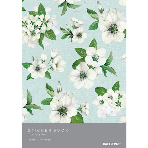 Kaisercraft - Morning Dew Collection - Sticker Book