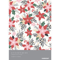 Kaisercraft - Christmas - Peppermint Kisses Collection - Sticker Book