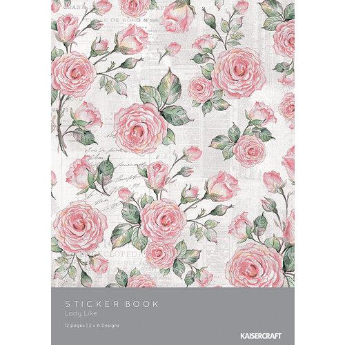Kaisercraft - Lady Like Collection - Sticker Book