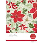 Kaisercraft - Peace and Joy Collection - 6 x 8 Sticker Pad