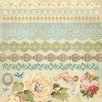 Kaisercraft - Sweet Nothings Collection - 12 x 12 Sticker Sheet