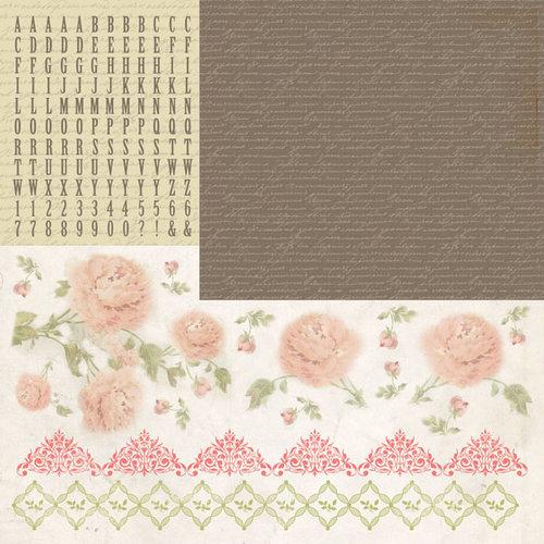 Kaisercraft - Charlottes Dream Collection - 12 x 12 Sticker Sheet