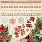Kaisercraft - Just Believe Collection - Christmas - 12 x 12 Sticker Sheet