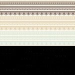 Kaisercraft - On This Day Collection - 12 x 12 Sticker Sheet - Lace