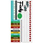 Kaisercraft - Game On Collection - Sticker Sheet - Aussie Rules