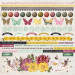 Kaisercraft - Be-YOU-tiful Collection - 12 x 12 Sticker Sheet
