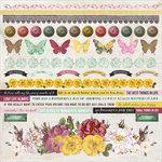 Kaisercraft - Be-YOU-tiful Collection - 12 x 12 Sticker Sheet