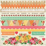Kaisercraft - Tropical Punch Collection - 12 x 12 Sticker Sheet