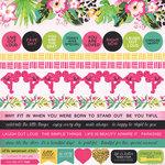 Kaisercraft - Say Aloha Collection - 12 x 12 Sticker Sheet