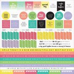 Kaisercraft - My Year, My Story Collection - 12 x 12 Sticker Sheet