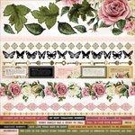 Kaisercraft - Treasured Moments Collection - 12 x 12 Sticker Sheet