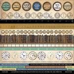 Kaisercraft - Story Book Collection - 12 x 12 Sticker Sheet